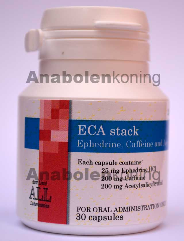 ALL ECA Stack 425 mg/cap