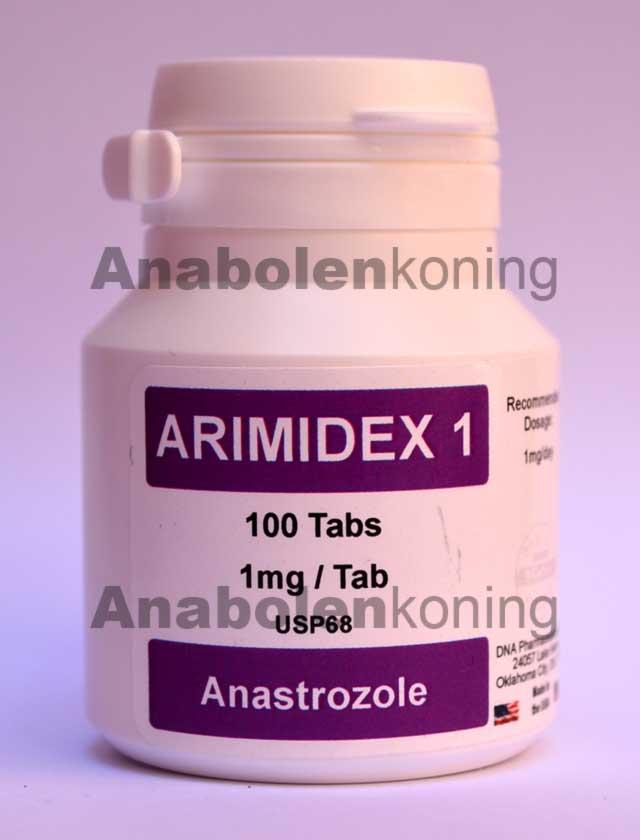 DNA Arimidex 1 mg/pil