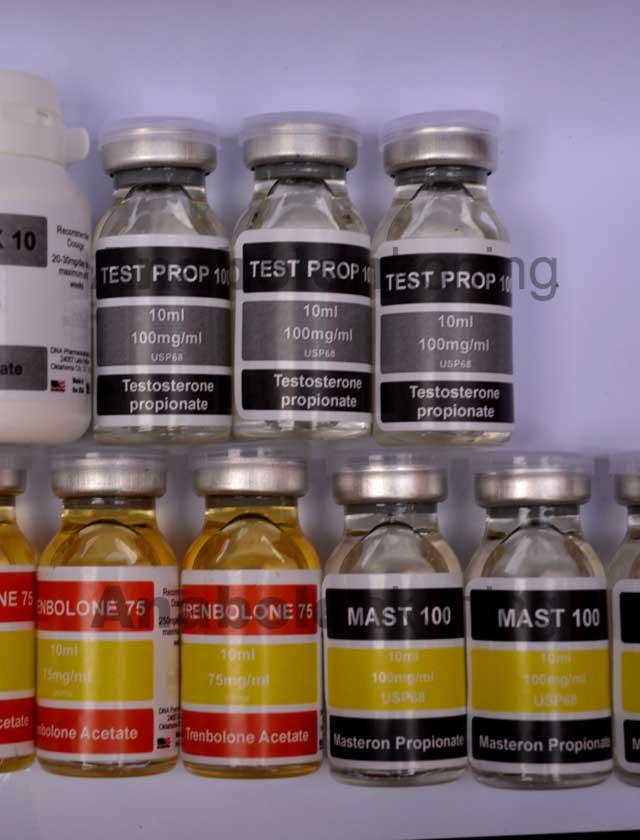 DNA Test. Prop. - Mast. Prop. - Tren. Ace. cutkuur