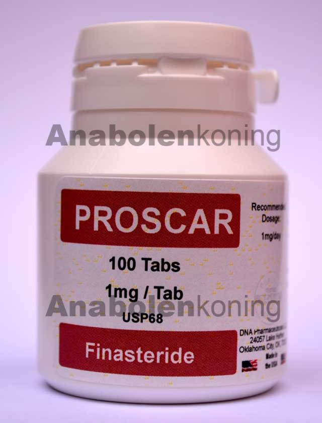 DNA Finasteride 1 mg/pil