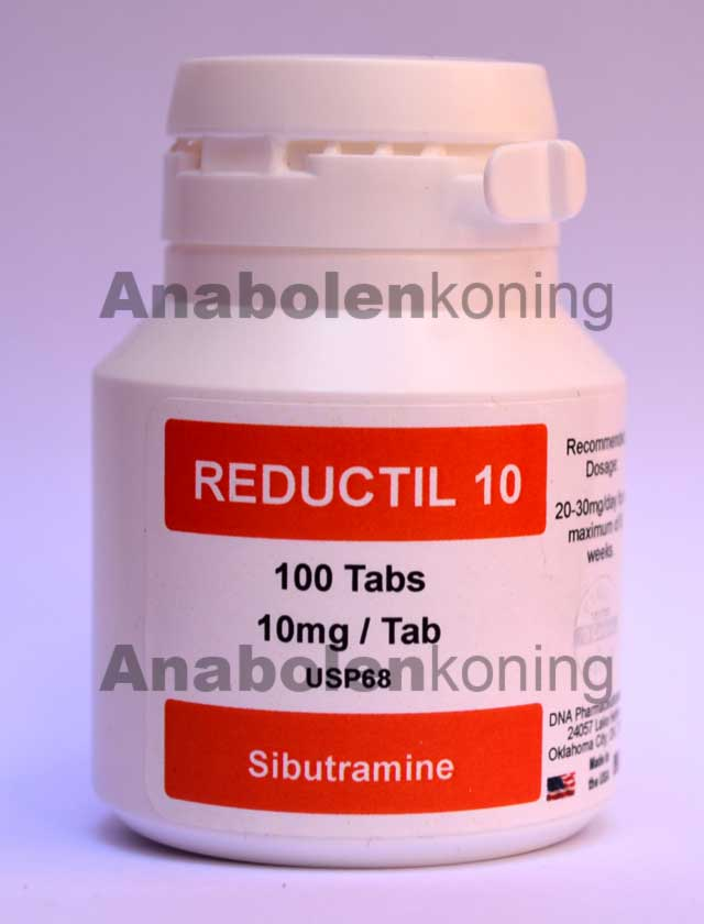 DNA Reductil 10 mg/pil