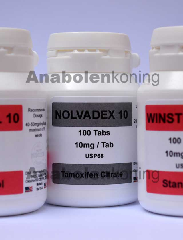 DNA Winstrol-only kuur