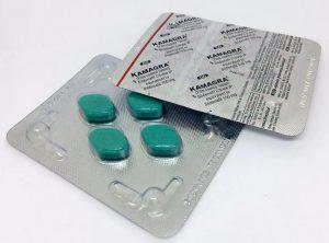 Generic Kamagra 100 mg/pil